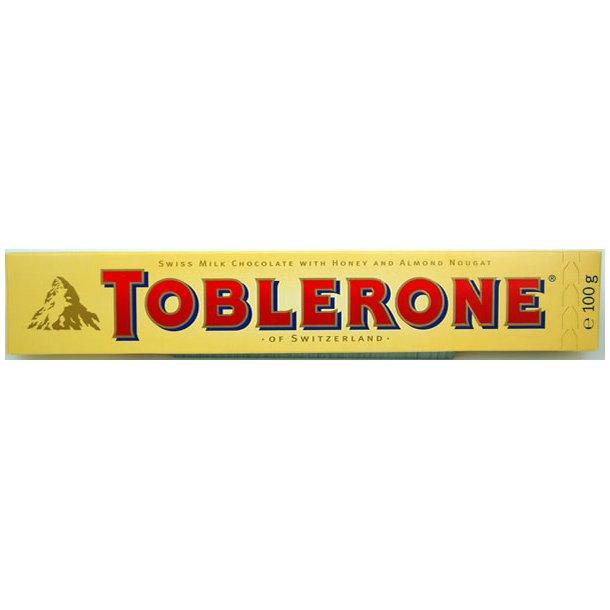 Toblerone Lys, 200 gram