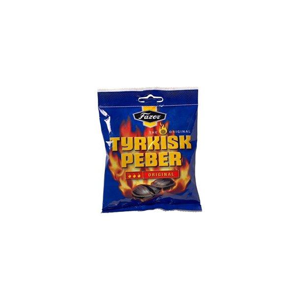 Fazer Tyrkisk Peber Blå, 120 gram / Hard candy 120g
