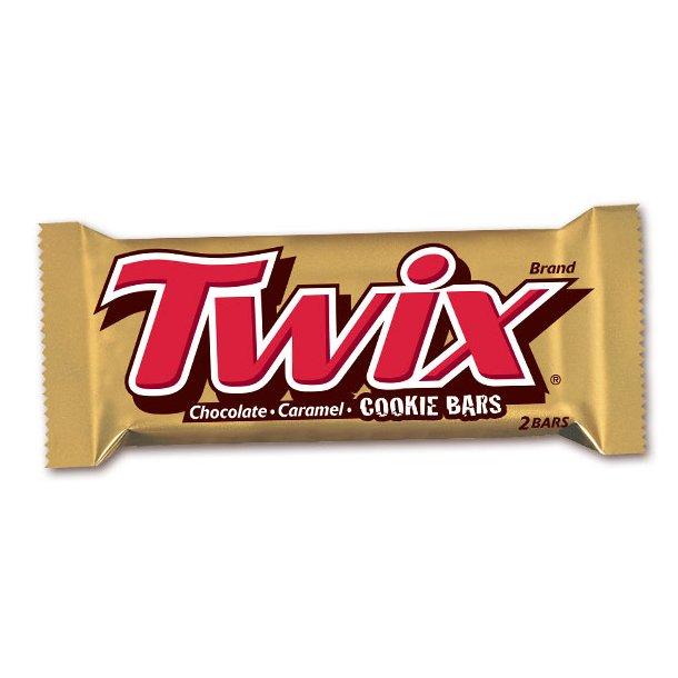 Twix Bar, 3 pakker.
