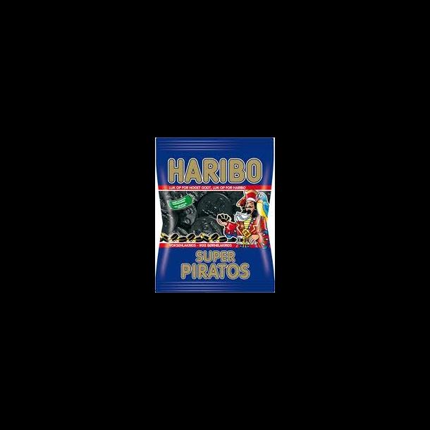 Haribo Super Piratos, 120 gram