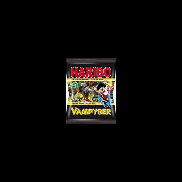 Haribo Vampyrer, 140 gram