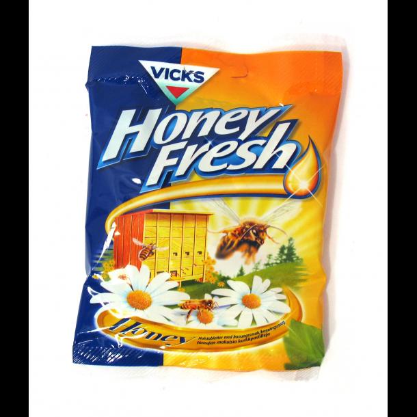 Vicks Honning Frisk, 75 gram