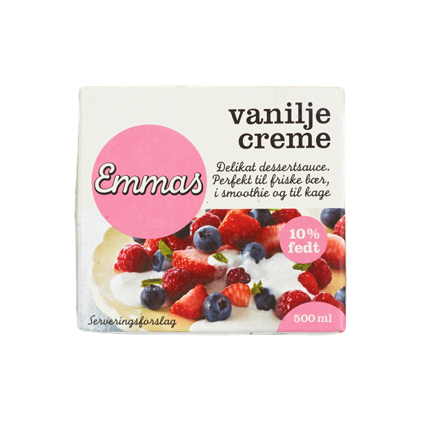 karolines køkken vaniljecreme